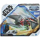 Star Wars Mission Fleet The Whisperer Kylo Ren Tie Fighter Vehicle Stellar Class