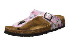 BIRKENSTOCK Papillio Gizeh Pixel Rose sandal NORMAL US 9 EU 40
