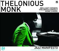 Thelonious Monk  Brilliant Corners/Thelonious Himself/Monks Music 2 CD