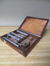 Tesa Intrimikbore Micrometer Set 20 25 30 40mm 005mm Nm45