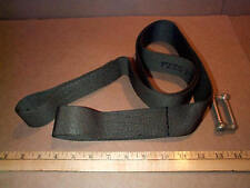 """Military Tow Strap, 1-3/4""""by 5ft, W/loops, Tie-Down, Lifting Sling, New-4ea-"""