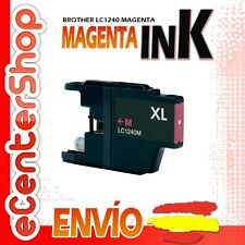 Cartucho Tinta Magenta / Rojo LC1240 NON-OEM Brother MFC-J430W / MFCJ430W