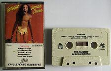 Ted Nugent - Scream Dream Cassette Tape