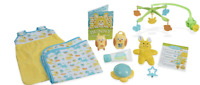Melissa & Doug Mine To Love Bedtime Play Set For Dolls