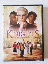 Knights of the South Bronx (DVD 2007) Eugene Clark Brian Markinson, Ted Danson