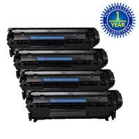 4PK 104 Toner Cartridge FX9 For Canon 104 ImageClass MF4150 MF4350D D420 MF4270