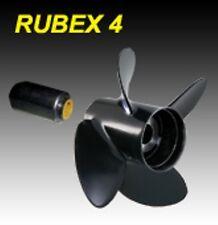 SOLAS RUBEX 4  13.25 X 13 PROP FITS 40-140 HP MOTORS