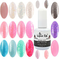 105 Colors Nail Art UV Gel color Soak Off Polish UV Lamp Tips Glitter 15 ml P4