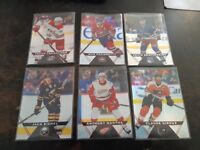 2018-19 Upper Deck Tim Hortons Base Card Lot Of 6