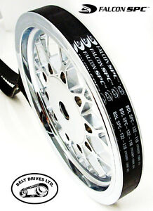 "BDL Falcon Rear Drive Belt 1 1/2"" 139 Tooth 1997-2003 Harley-Davidson FL Models"