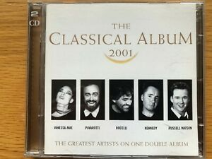 The Classical Album 2001 - Double CD