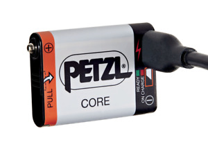 Petzl Core Replacement Rechargeable Battery (Compatible With HYBRID Headlamps)