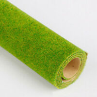 Grass Mat Paper Scenery Turf 4pcs/set Model Train Layout Green HO Scale T R E