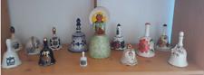 Lot de 13 Cloches Porcelaine Faïence Comme neuves !