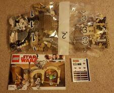 Lego Star Wars-Mos Eisley Cantina * No Minifigures ou Box * Set 75205