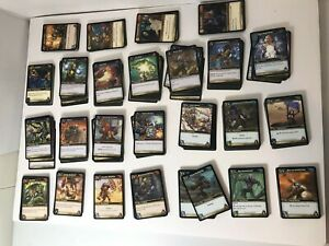 400+ Warcraft TCG CARD LOT Collection WoW TCG - Heroes of Azeroth and more