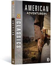 History Classics: American Adventurers [New DVD]