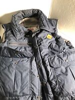 Adventure Gear Down insulation men's vest, Near Mint condition. Size M.  C2