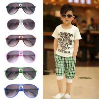 ANTI-UV Kids Sunglasses Child Boys Girls Shades Baby Goggles Glasses Chic H7 New