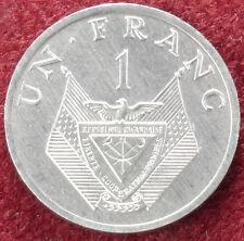 Rwanda 1 Franc 1985 (C1710)