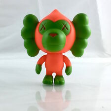 Kaws OriginalFake X Bathing Ape 2005 Bape Baby Milo green orange