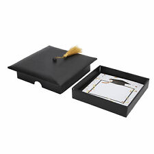 Doctoral Shaped Gift Box With Keychain Paper Card Graduation Gifts Party