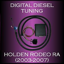 performance digital chip tuning box for HOLDEN RODEO RA 3.0L TDI (2003-2007)
