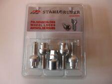 Felgenschlösser  M12 x 1.5 x 29mm  Kugel SW17 Stahlgruber