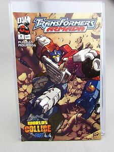 Transformers Armada - Issue #17 - DW Dreamwave Comics Book VF