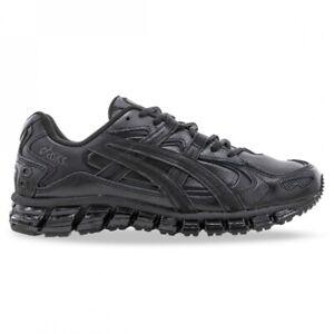 Men's Asics Gel Kayano 5 360 Black / Black Sportstyle Running Shoes Trainers