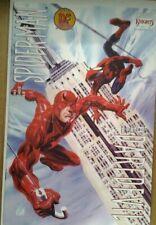 Daredevil/Spider-Man #1 Dynamic Forces DF Variant Comic Marvel Knights COA VF/NM