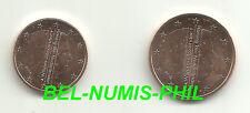 NEDERLAND 2014 - serie van 1 cent en 2 cent - Koning Willem-Alexander - UNC!!!