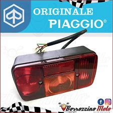 FARO FANALE POSTERIORE SINISTRO ORIGINALE PIAGGIO APE TM P703V DIESEL 420