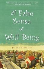 A False Sense of Well Being by Jeanne Braselton L-NW  HC/DJ COMBINE&SAVE