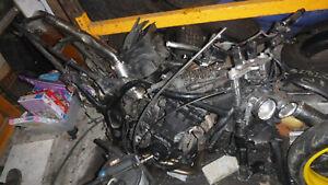 Suzuki Bandit 1200 MK1 Engine Bolt Breaking Complete Bike