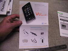 Vu by LG Quick Start Guide, for Vu cell Phones