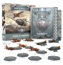 Aeronautica Imperialis Wings of Vengeance Warhammer 40k Games Workshop in Ingles