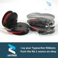 x3 Ribbons - Olivetti Valentine Lettera 22/25/32/35 Typewriter Ribbon