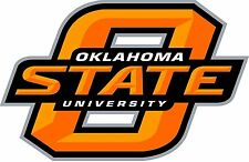 Oklahoma State Osu Vinyl DieCut Sticker Decal Logo Ncaa 4 Stickers