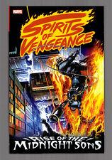 SPIRITS OF VENGEANCE: Rise of the Midnight Sons - Marvel TPB Graphic Novel