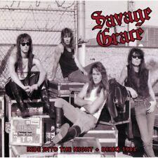 SAVAGE GRACE - Ride into the Night + Demo 1983 (NEW*LIM.500*US SPEED METAL ?87)