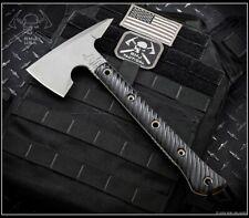 Rmj Tactical Jenny Wren Spike Tomahawk Black - Authorized Dealer