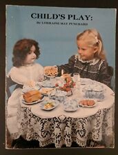 Child's Play by Punchard - Dishes, Kitchen Items, Furniture, Accessories 1982
