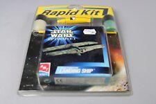 ZC282 AMT Heller Ertl 31075 Maquette Star Wars Episode I Landing Ship Trade