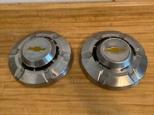 "67-72 73-75 Chevy TRUCK HUBCAPS 3/4 1 TON C20 K20 C30 K30  CAP DOG DISH CAP 12"""