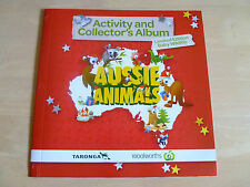1 FULL SET OF WOOLWORTHS AUSSIE ANIMALS (BABY WILDLIFE) COLLECTOR CARDS + ALBUM