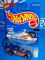 Hot Wheels 2015 Wal-Mart Exclusive Zamac Series #016 Surf Crate w// 5SPs