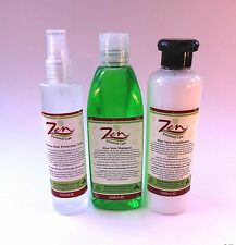 ZEN ALOE VERA SHAMPOO/CONDITIONER,HAIR PROTECTION TONIC Total Hair Protection