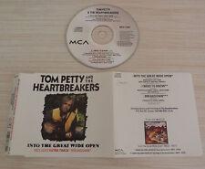 CD MAXI TOM PETTY & THE HEARTBREAKERS INTO THE GREAT WIDE OPEN 3 T 91 (NO BOX )