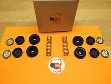 """1960 TO 1969 CHEVY CORVAIR FRONT WHEEL CYLINDER KIT NEW SET OF 2 USA 7/8""""  WK249"""
